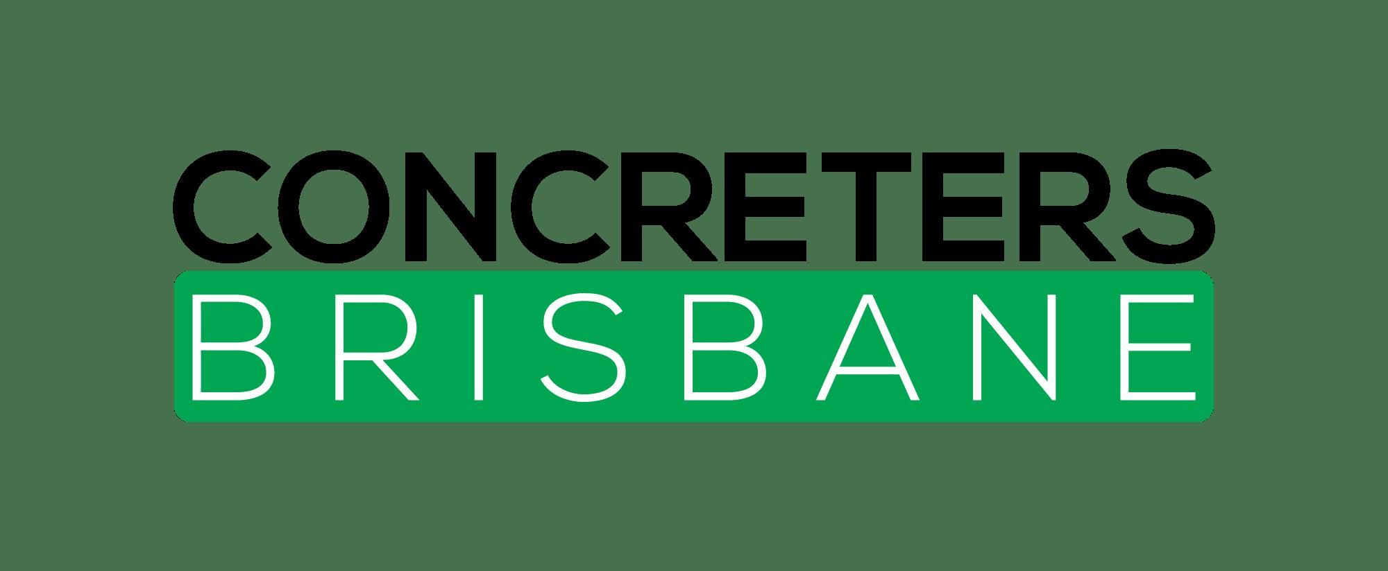 concreters brisbane logo